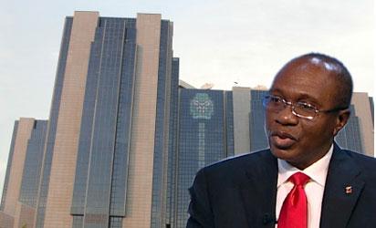Godwin Emefiele of CBN