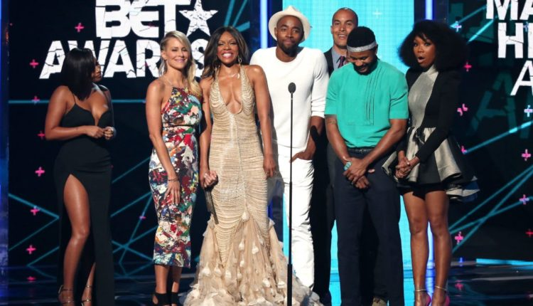2018 BET Awards winner