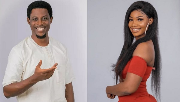 BBNaija 2019 Seyi and Tacha