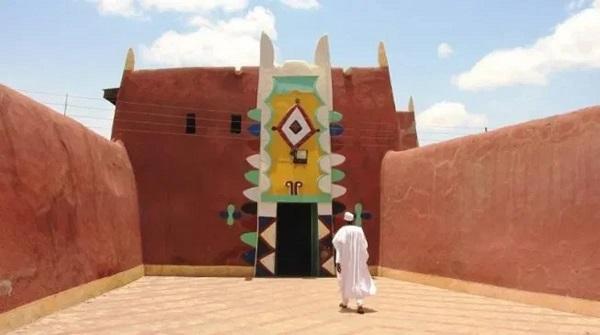 Emir Of Daura's Palace