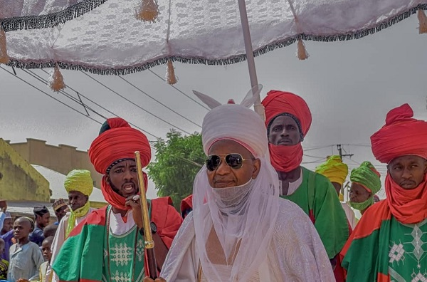 Emir of Rano Is Reportedly Rushed To The Hospital