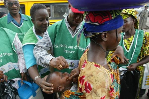 Kick Out Polio