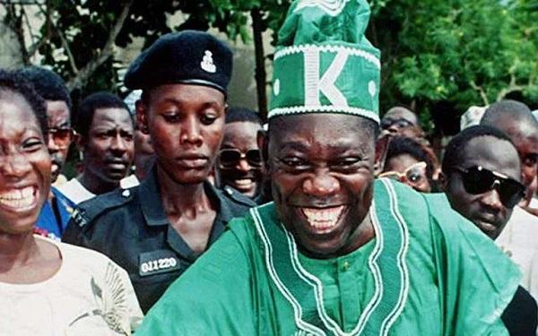 Moshood Kashimawo Abiola