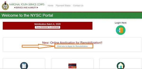 NYSC Registeration commences