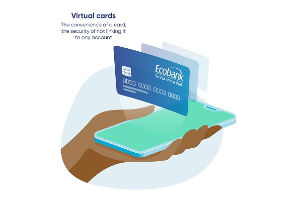 Ecobank Virtual Prepaid Card