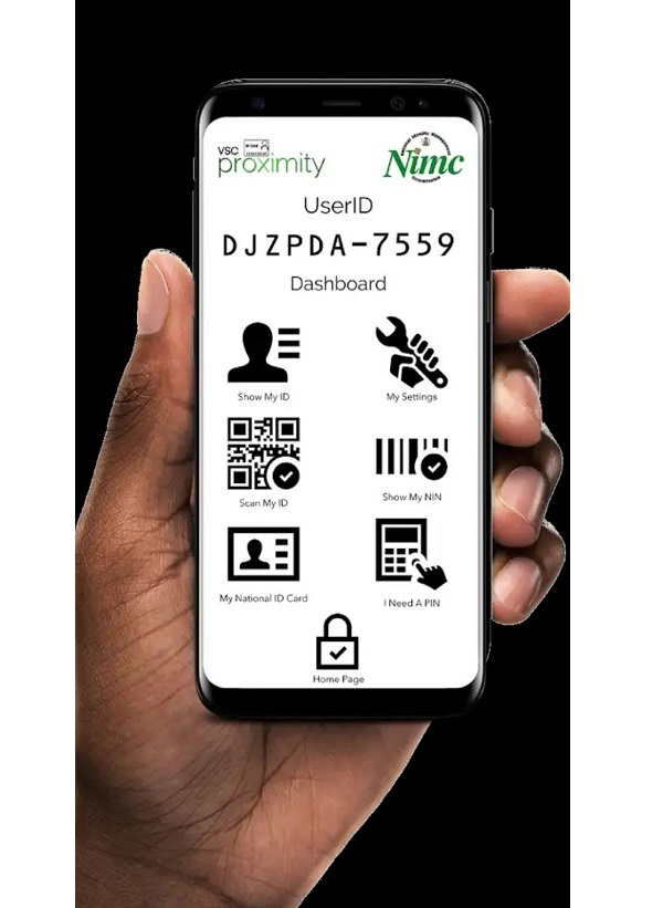 How To Get Your National ID Card Online Using NIMC Mobile App