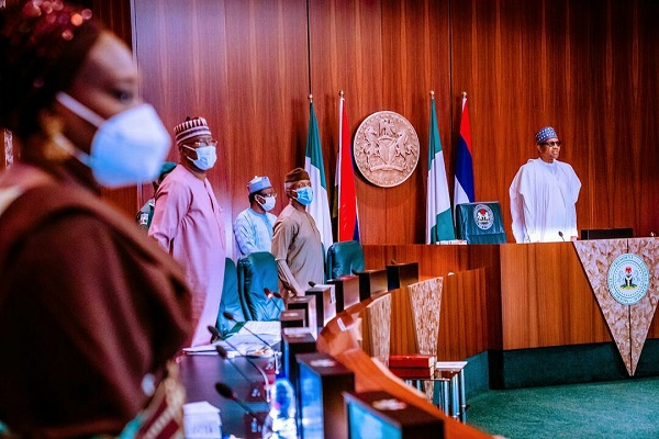 Federal Executive Council (FEC) led Buhari