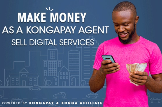 How To Be A KongaPay Agent