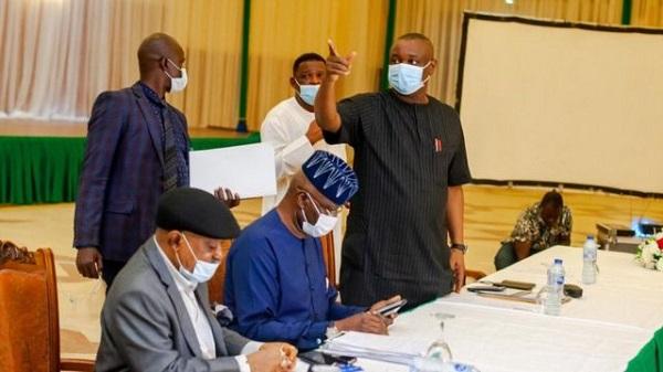 Nigerian Labour Suspends Strike