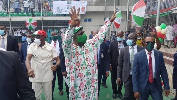Obaseki Wins Edo Election 2020