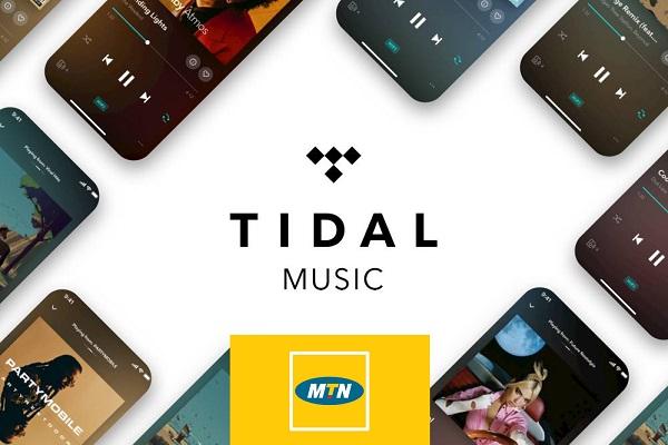 TIDAL Music Streaming on MTN