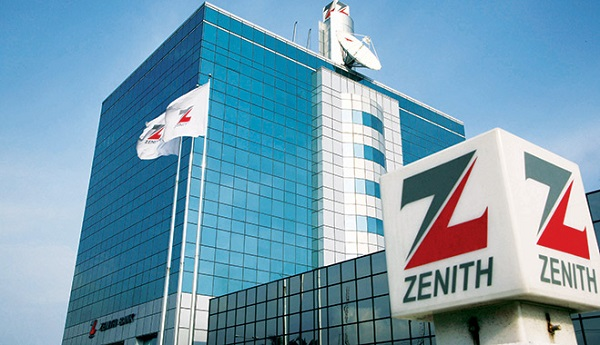 Zenith Bank Office