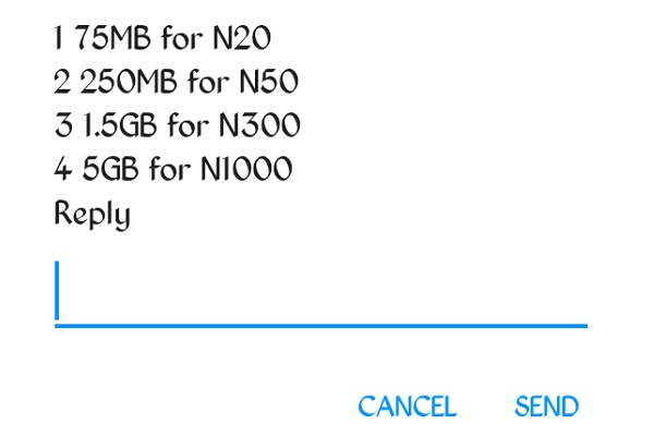 How To Activate Airtel 5GB for N1000, 10GB for N2000