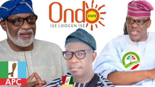 Akeredolu wins Ondo 2020 election
