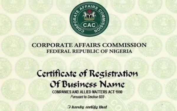 CAC Registration