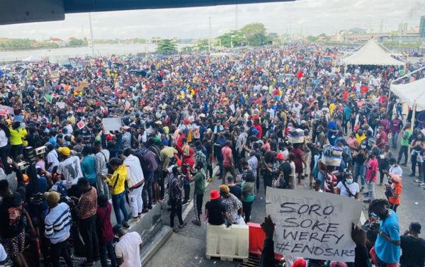 #EndSARS Protesters Launch Soro Soke Online Radio