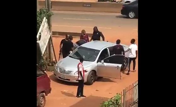 #EndSARS - SARS Officials Reportedly Still Assaulting Citizens Despite Ban