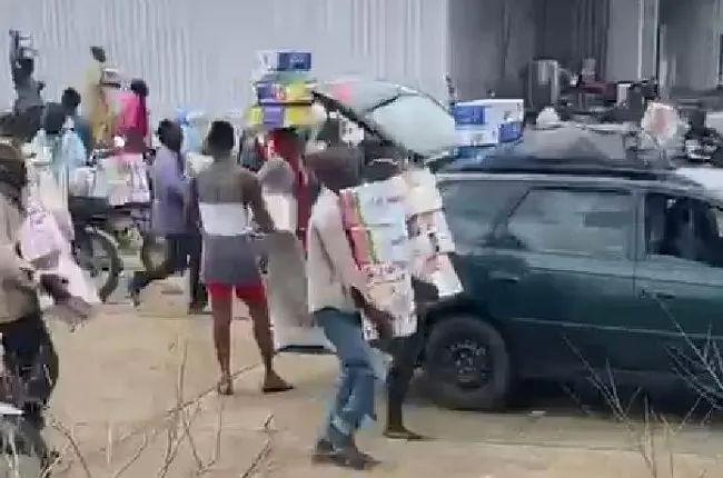 Looting Palliative