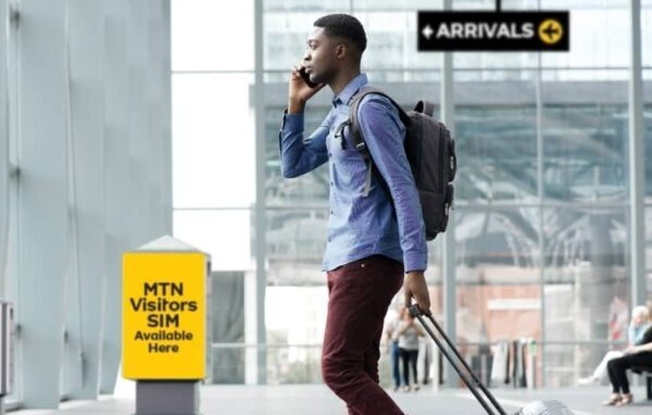 MTN Visitors SIM