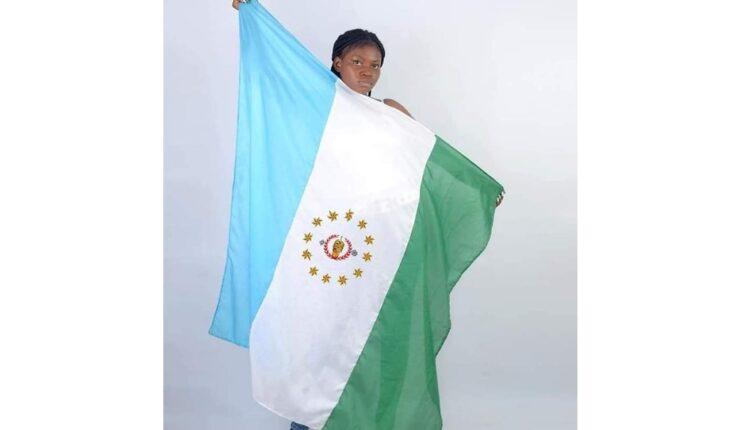 Oduduwa Nation Flaunts Flag