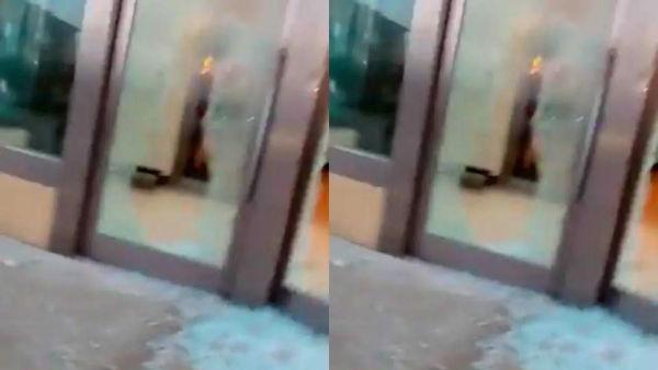 Oriental Hotel attacked