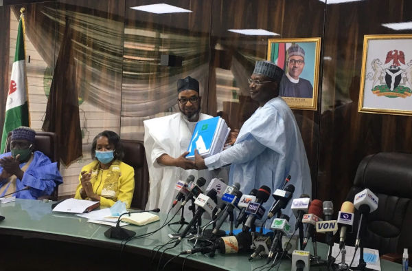 Ahmed Muazu Takes Over From Yakubu As Acting INEC Chairman