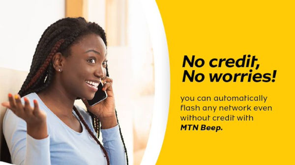 MTN Beep Service