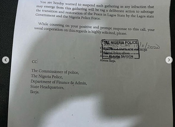 Police Threatens To Shut Down African Shrine 2