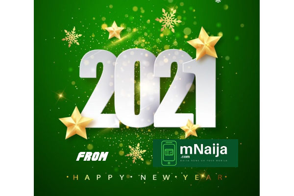 mNaija Wishes You A Happy New Year 2021