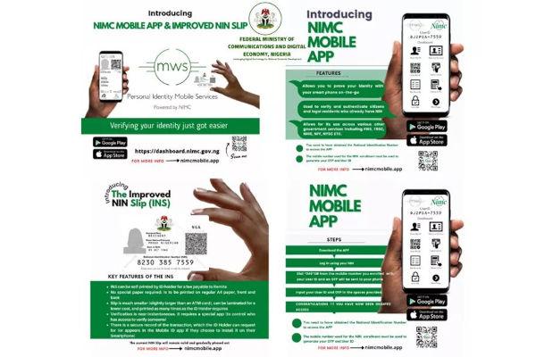 FG Launches Improved NIN Slip Mobile App