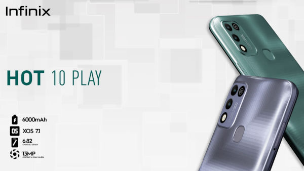 Infinix Hot 10 Play Launched In Nigeria 1