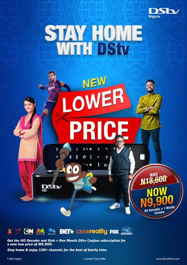 Multichoice Slashes Price Of DSTV Decoders