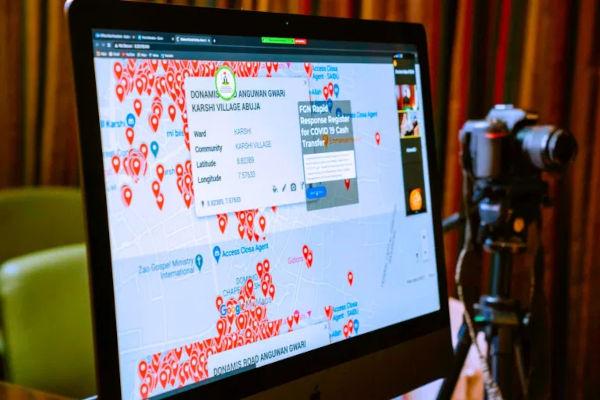 Osinbajo Launches COVID 19 Rapid Response Register 5