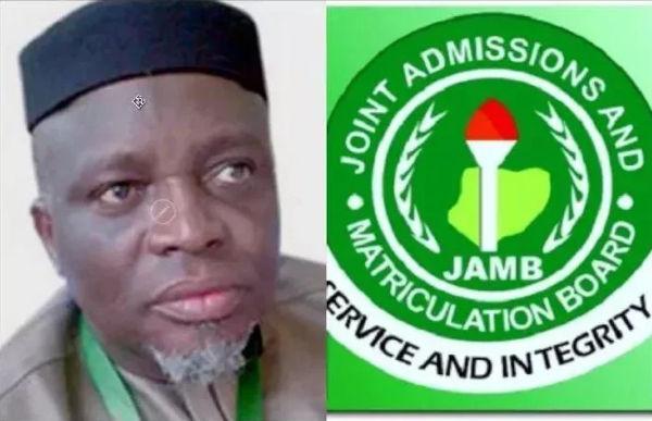 Prof. Ishaq Oloyede JAMB