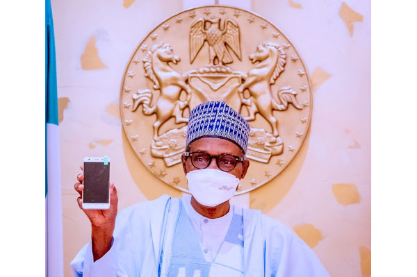 Nigeria Launches First Indigenous Smartphone Called ITF Mobile