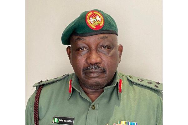 Nigerian Army spokesman Brigadier General Mohammed Yerima