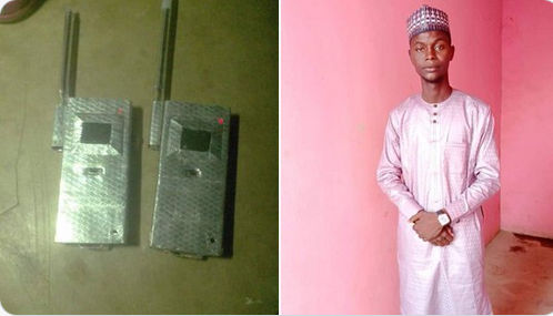 Nigerian Youth Developed A mobile phone