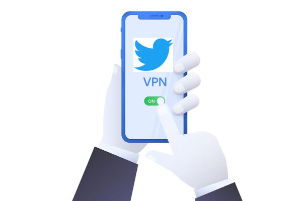 Twitter and VPN